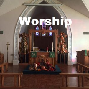 Harvest Altar Worship 1